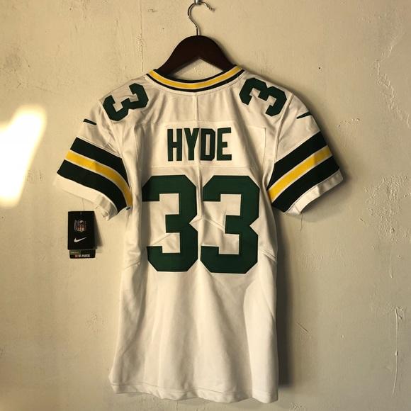 Nike Green Bay Packers Micah Hyde 33 women's M
